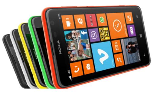 Nokia, smartphone, Nokia Lumia range, Microsoft, Windows Phone OS, Windows Phone 8, mobile OS, mobile platform, Nokia Lumia 625, regional news, Africa, Espoo, Redmond, midrange smartphone, Qualcomm Snapdragon S4