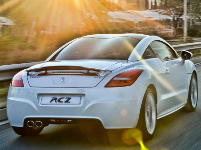 Peugeot, car news, car launch, local news, Peugeot RCZ Sports Coupé, sports car, coupé