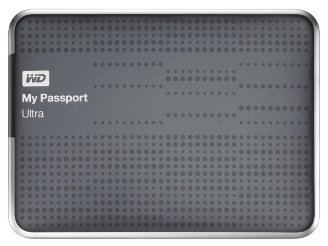Western Digital, hard-drive, portable storage, portable HDD, storage solution, WD My Passport Ultra, external hard-drive