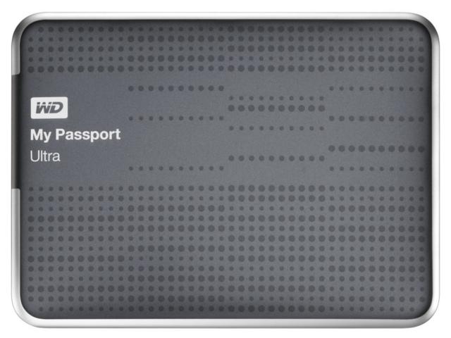 Western Digital, hard-drive, portable storage, portable HDD, storage solution, WD My Passport Ultra, external hard-drive