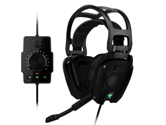 Razer, headset review, headphones, gaming gear, gaming headphones, PC accessories, Razer Tiamat Elite 7.1 Surround Sound gaming headset