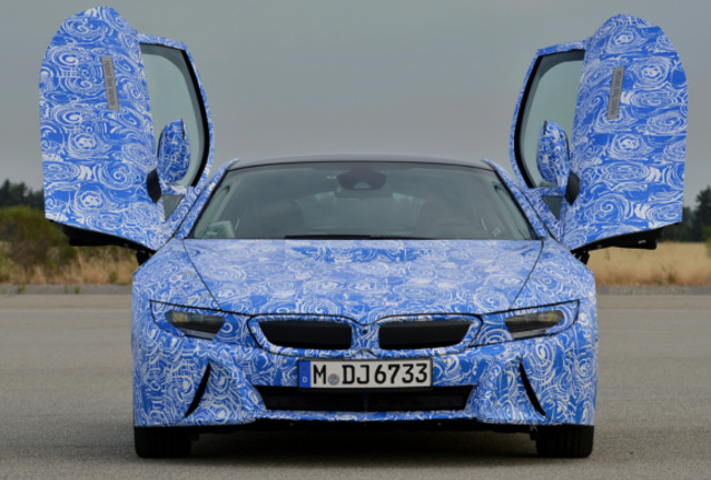 Green News, Eco-friendly tech, eco news, local news, eco tech, green tech, BMW, BMW i8, Crossbar