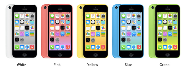 Apple, smartphone, mobile OS, iOS 7, mobile platform, Apple iPhone range, iPhone 5C, iPhone 5S