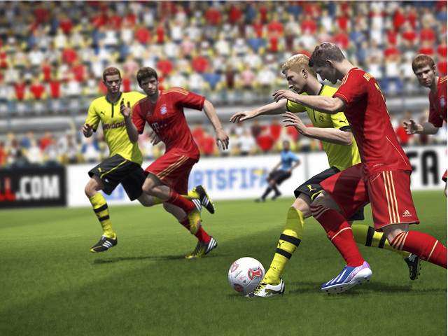 PS3, computer and video games, FIFA 14, EA Sports, FIFA range, PlayStation 3, PS3 game review, FIFA 14 review, review FIFA 14