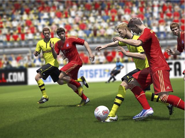 PS3, computer and video games, FIFA 14, EA Sports, FIFA range, PlayStation 3, PS3 game review, FIFA 14 review, review FIFA 14