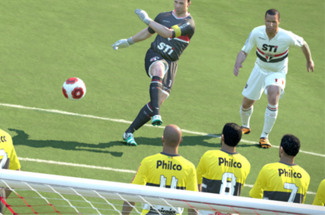 PES 2014, computer and video games, PlayStation 3, Konami, Pro Evolution Soccer range, game review, PS3 game