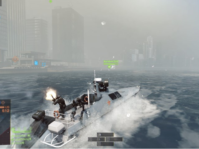 EA, DICE, Battlefield 4, FPS, multiplayer game, Battlefield 4 Beta