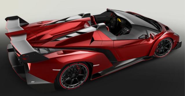 RIDE, Alfa Romeo, Alfa Romeo 4C, Lamborghini Veneno Roadster, car news, motoring news, Lamborghini, sportscar, supercar, Tata, bakkie, double cab, 4 x 4, South Africa, local news