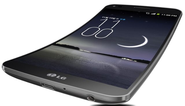 LG, mobile OS, Android, mobile platform, smartphone, LG G Flex, display technology, LG G Flex, phablet