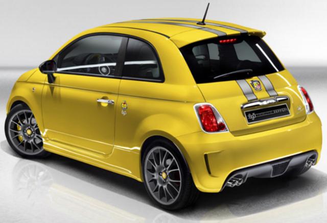 Fiat, hot hatch, hatchback, sportscar, car review, motoring, Abarth, Ferrari, Fiat Abarth 695 Tributo Ferrari