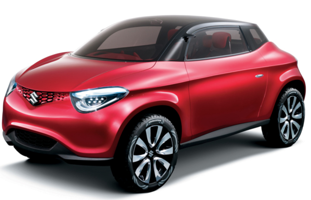 RIDE: The latest car news, car news, motoring news, local news, South Africa, Naamsa, Suzuki, concept car, hybrid, 4x4, Toyota, Mercedes-Benz