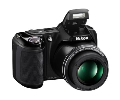 Nikon coolpix P320