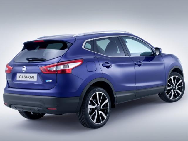 Nissan, car news, motoring news, local news, South Africa, SUV, Nissan Qashqai