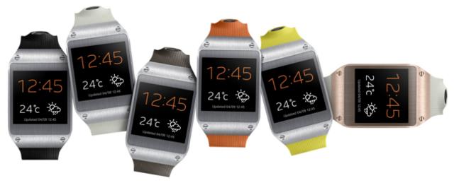 Samsung, smartwatch, smartphone companion, Samsung Apps, Samsung Galaxy range, Samsung Galaxy Gear, Suwon