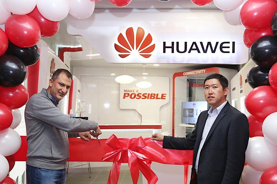 Huawei launch in Johannesburg, huawei in South Africa