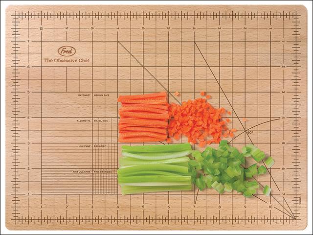 cutting board, obsessive chef