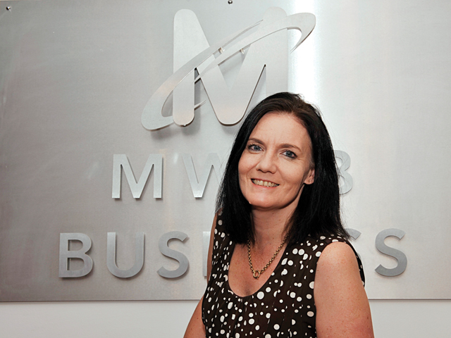 Debbie Pretorius, MD, MWEB Business