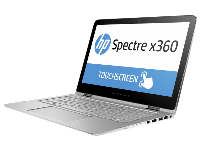 HP Spectre x360 notebook review