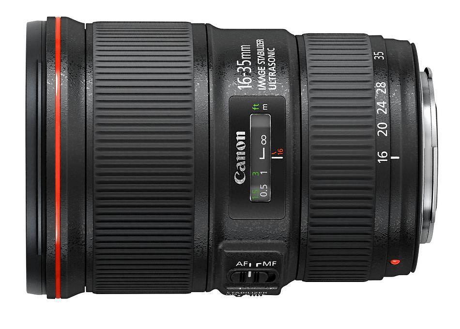 Canon 16-35mm II