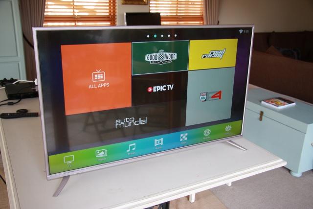 Review: Sinotec 43E390 Full HD Smart TV