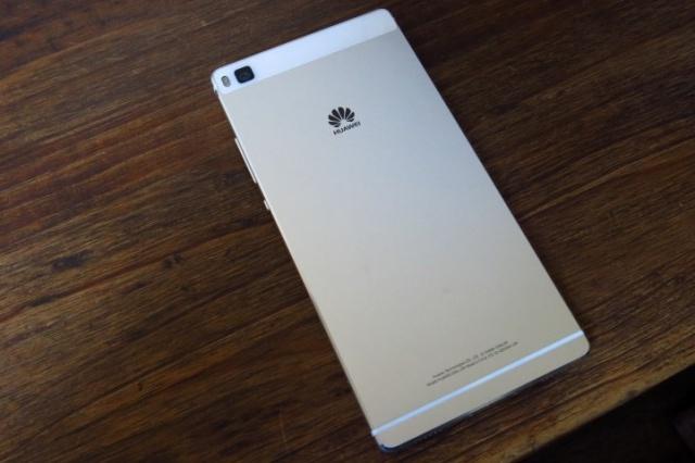 Review: Huawei P8