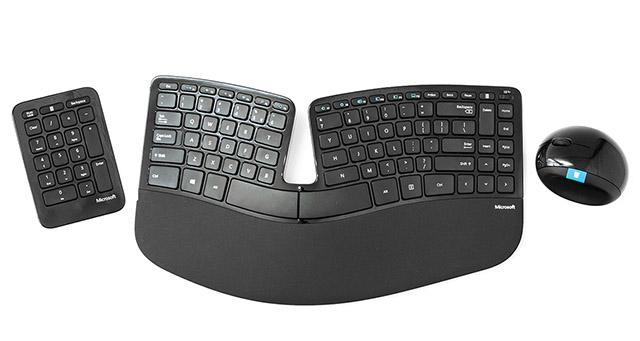 Review: Microsoft Sculpt ergonomic desktop