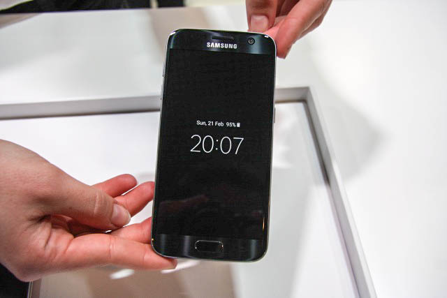 TechSmart Samsung S7 hands-on review
