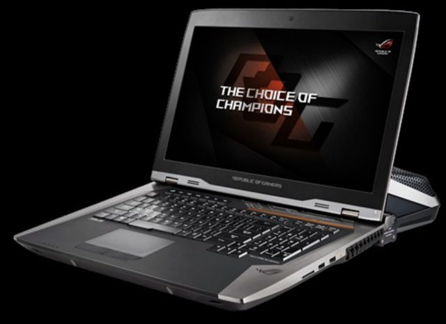 News Asus Insane Rog Gx800 Gaming Notebook Lands Feb For