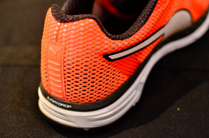 064e4fa5d64 The 6 mm  drop  between heel and forefoot is less than what you would find  on regular running shoes and provided a strike more towards the bridge of  the ...