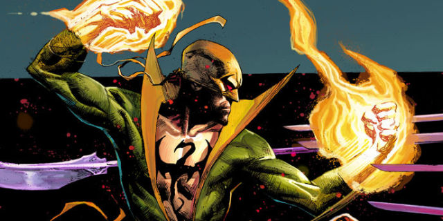 Think, that The iron fist marvel interesting