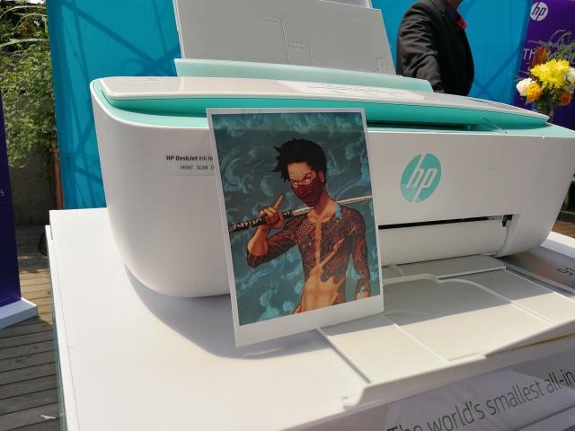 מבריק News: A closer look at the HP DeskJet Ink Advantage 3785 VT-48