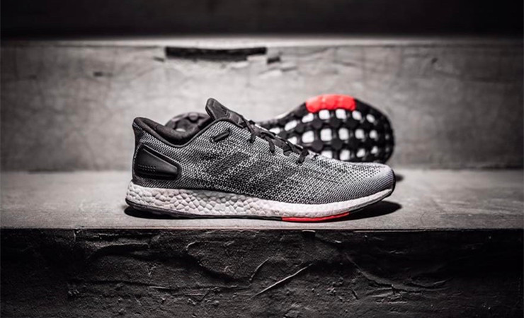 The PureBOOST DPR comes with an 8 mm heel-to-toe offset - fairly flat  without going for an all-out racer feel. The shoes further feature a wider  forefoot 5c6416a17