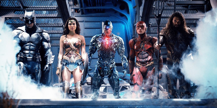 justice league review south africa za book