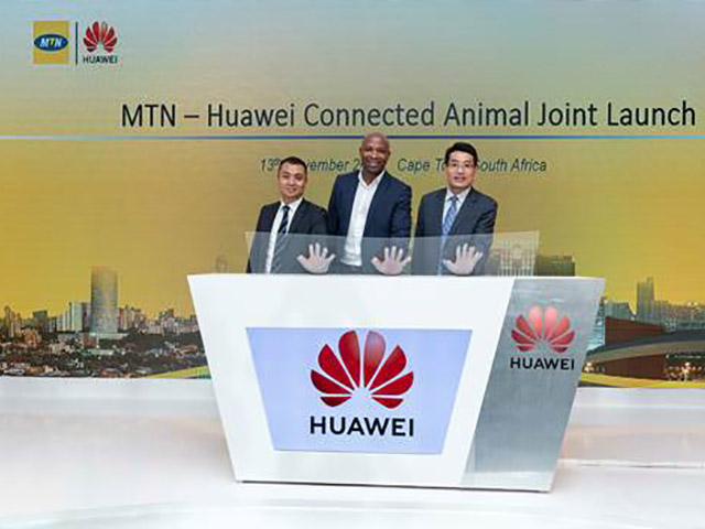 News: Huawei and MTN team up to address rhino poaching problem