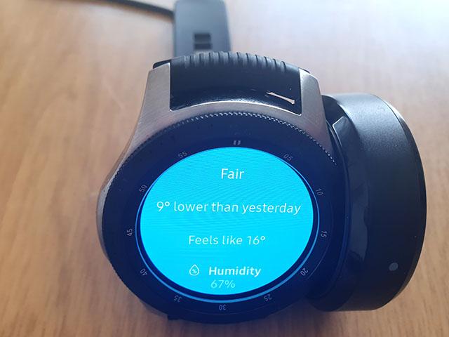 Review: Samsung Galaxy Watch LTE